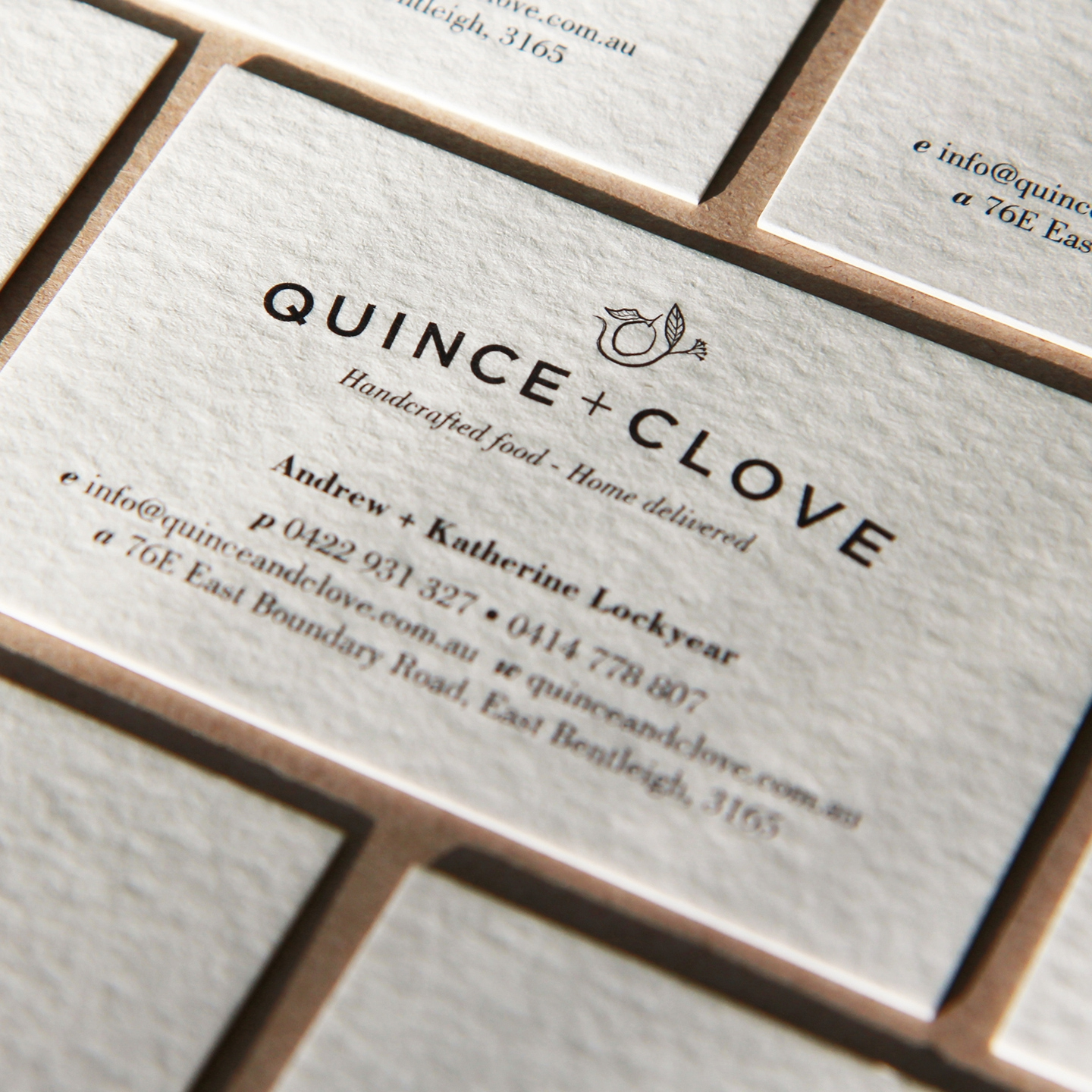 Quince & Clove