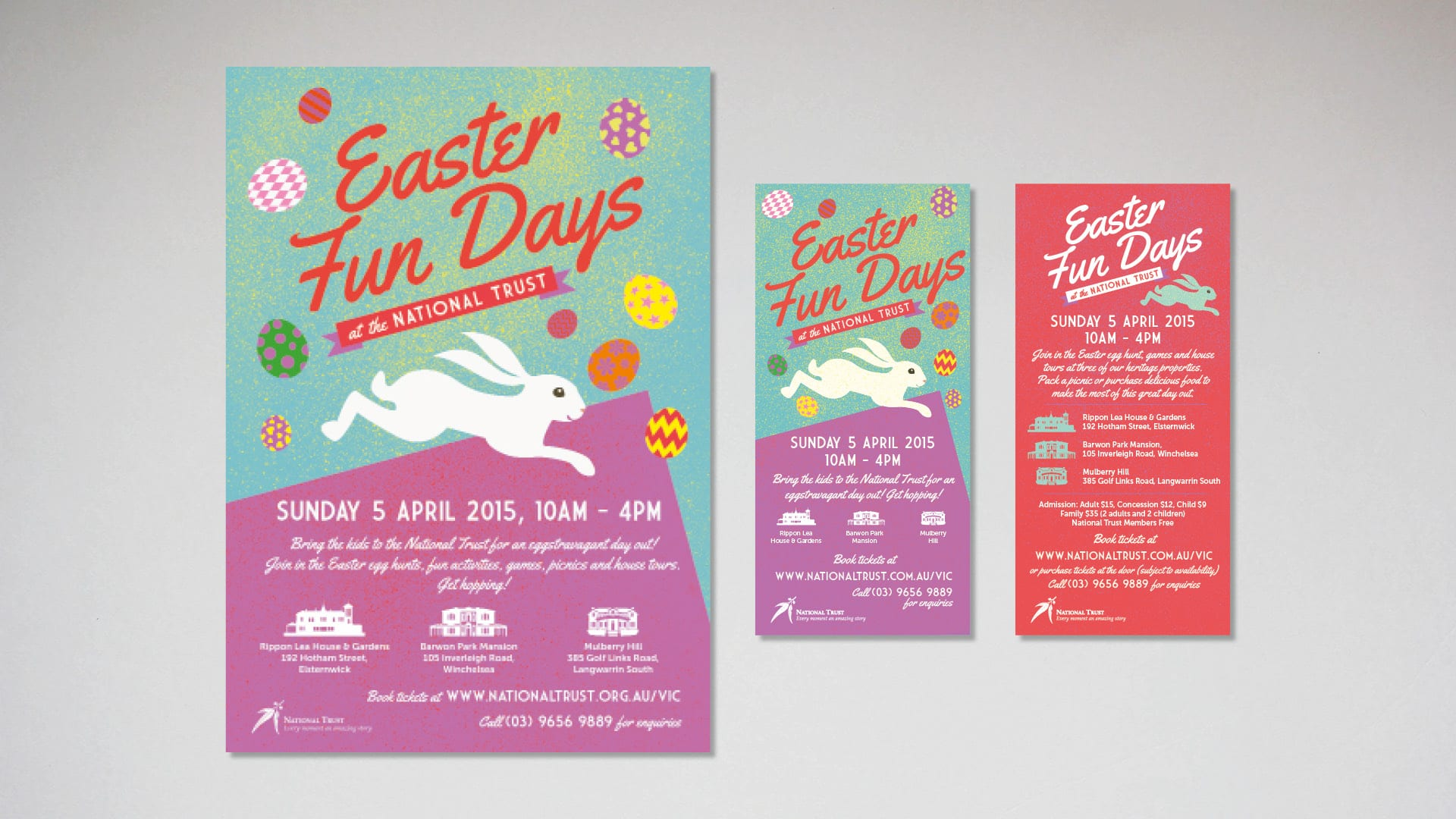 National trust events green scribble easter fun days negle Images