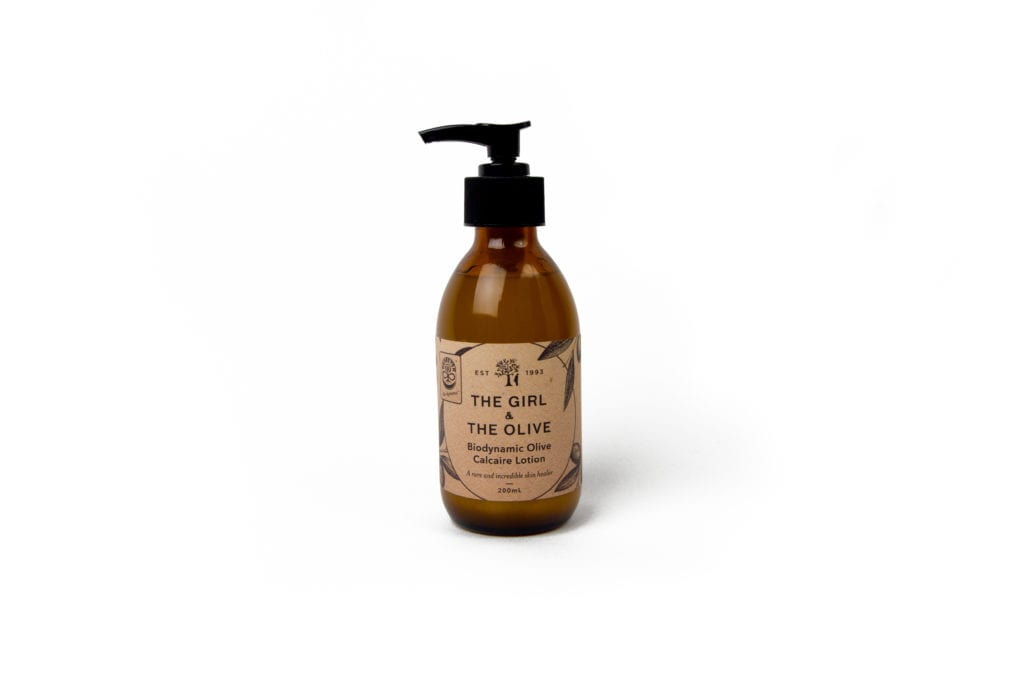 Biodynamic Olive Calcaire Lotion